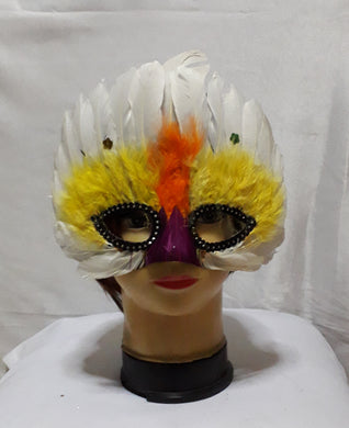 Bird Face Mask 3 / Parrot Mask