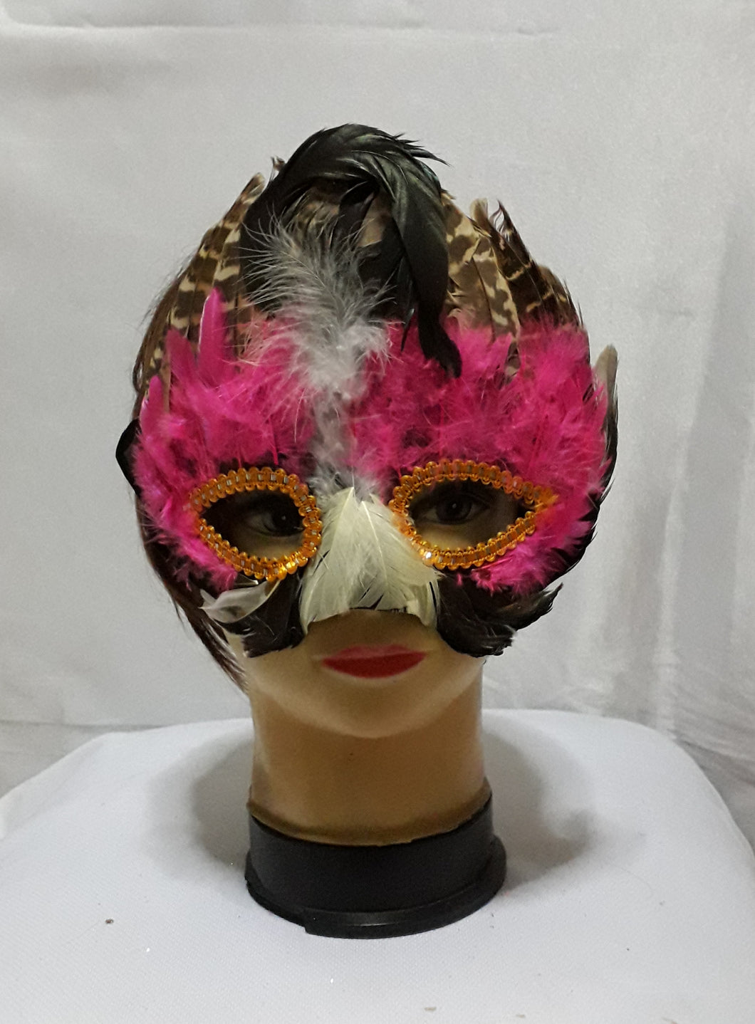 Bird Eye Mask 2 / Parrot Mask
