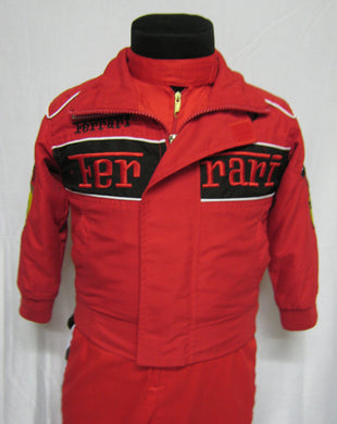 F1 / Ferrari Jacket, Kids