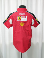 Load image into Gallery viewer, F1 / Ferrari Polo Shirt (Type 2) Kids
