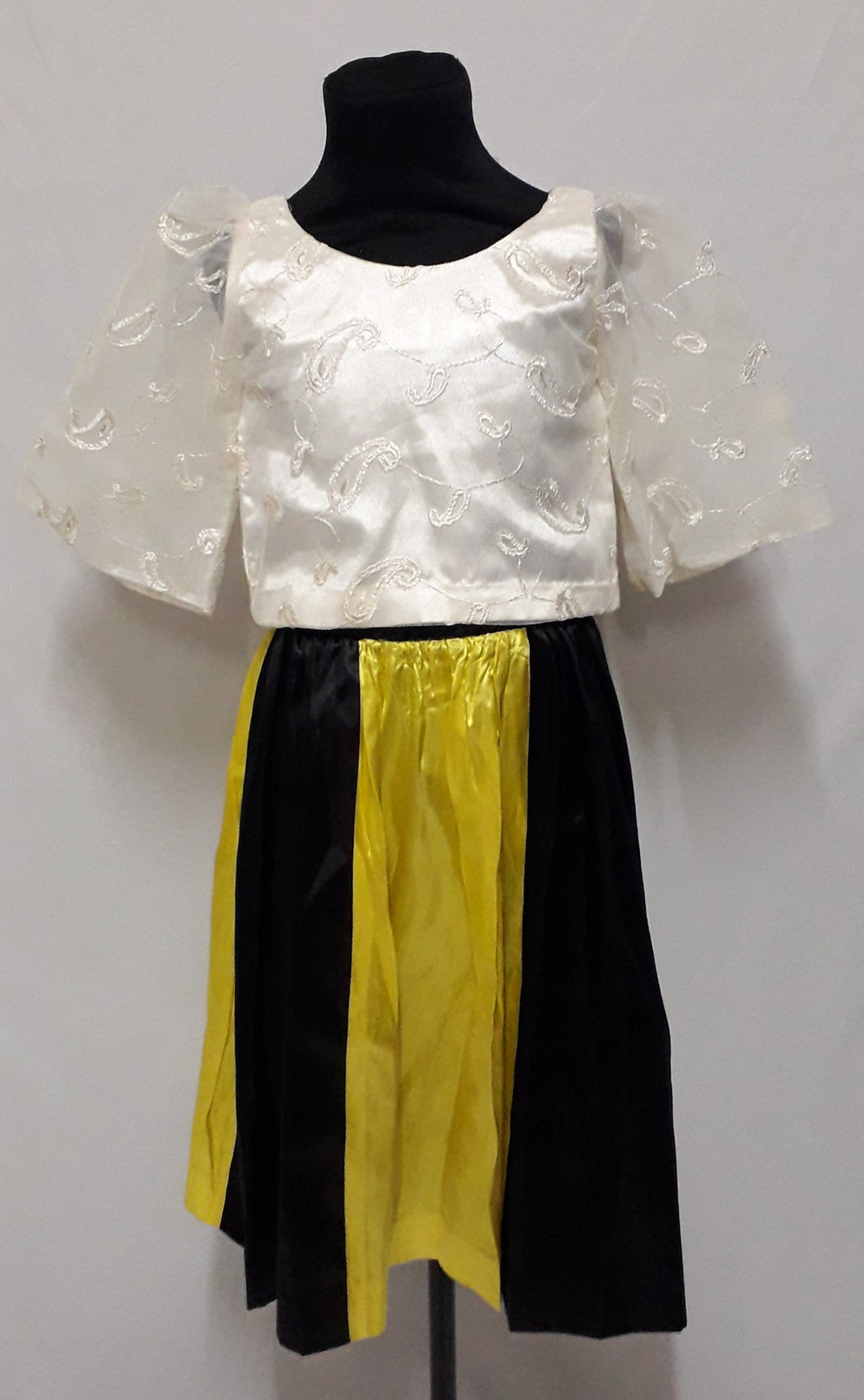 Filipiniana Costume 2