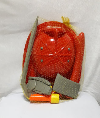 Fireman Hat with Tools