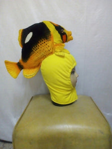 Fish Headdress