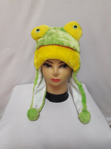 Frog Headdress for Kids 3-8y