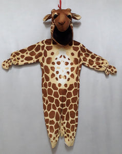 Giraffe Animal Safari Costume for Kids