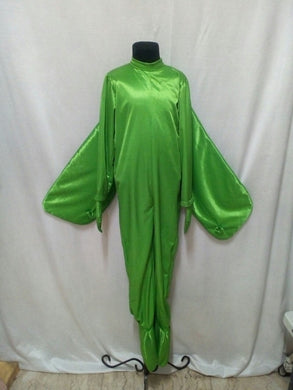 Grasshopper Costume for 7-8y