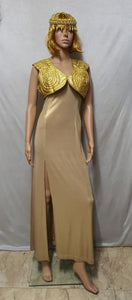Athena Greek Goddess / Cleopatra Costume