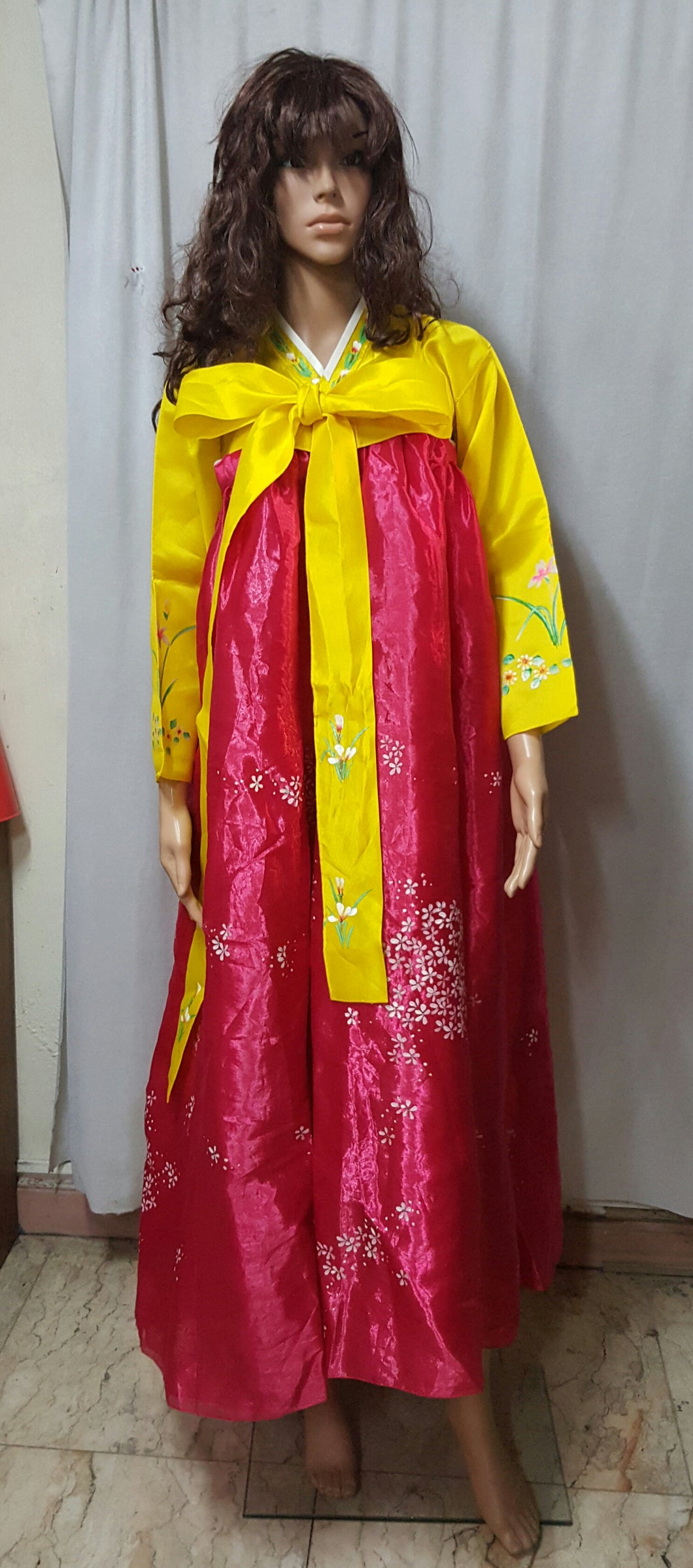 Korean Hanbok Costume 8