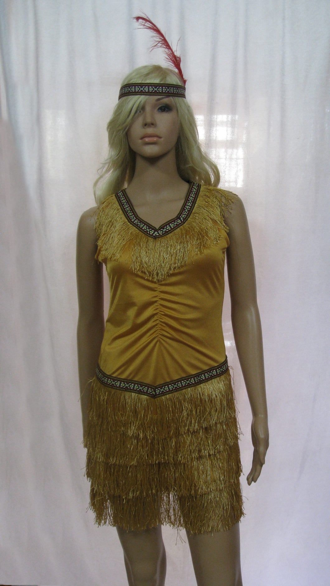 American Indian Pocahontas Costume