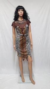 Jane Cavewoman Costume