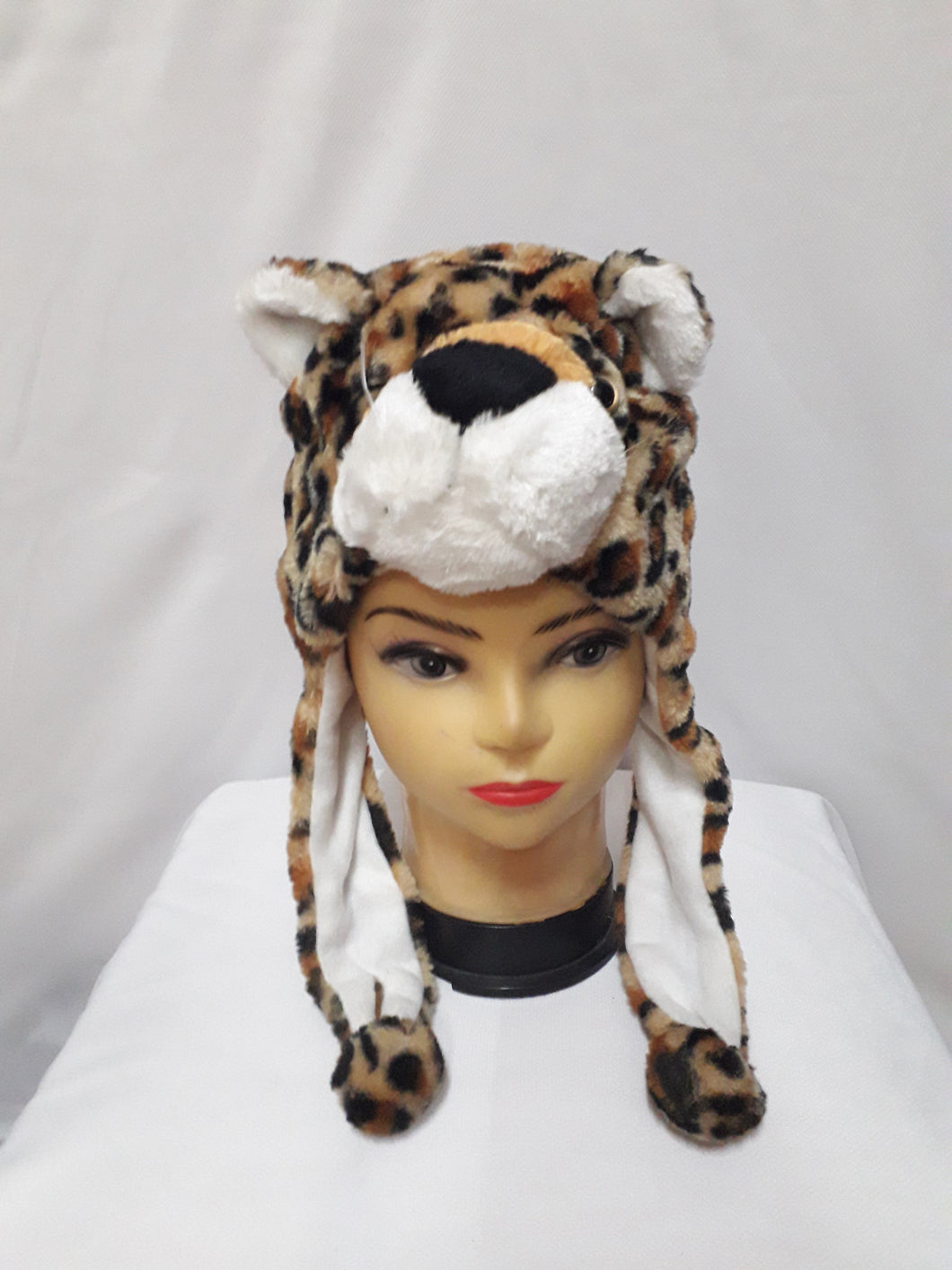 Leopard Headdress for Kids 3-8y
