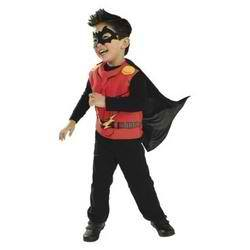 Lightning Man Costume for Kids 3-4y