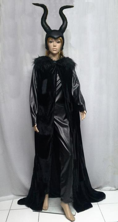 Maleficent Costume Furry