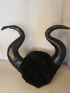 Maleficent Horn Headdress