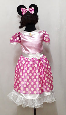 Minnie Mouse Costume / Disney Costume for Kids (4-5yo)