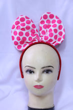 Load image into Gallery viewer, Minnie Mouse Headband