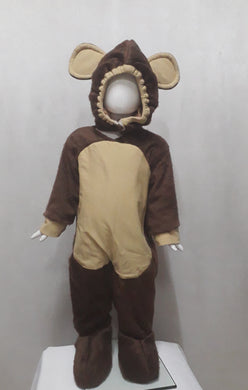 Monkey Costume for Kids 12-18 mos