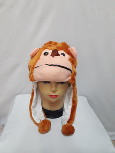 Monkey Headdress for Kids 3-8y