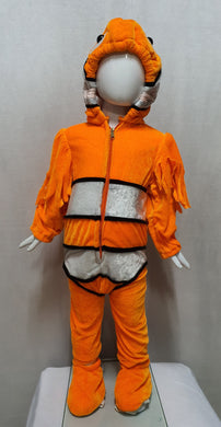 Nemo of Finding Nemo Costume / Fish Costume for 12-18mos old baby