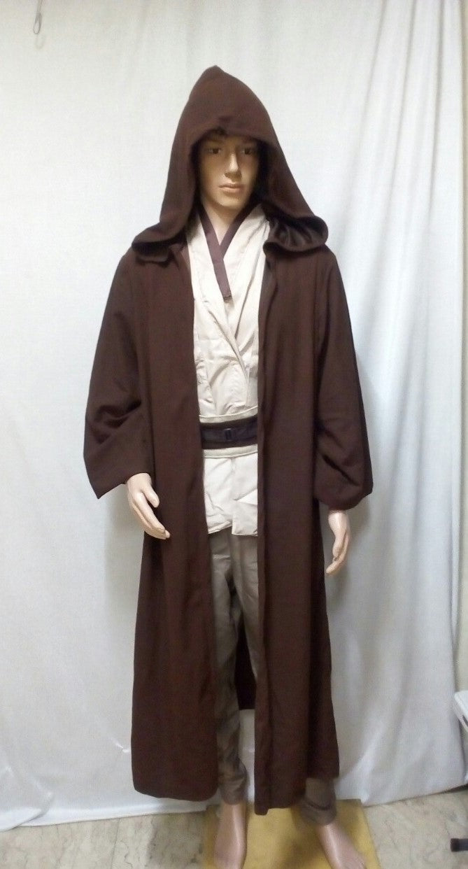 Brown Cloak Costume