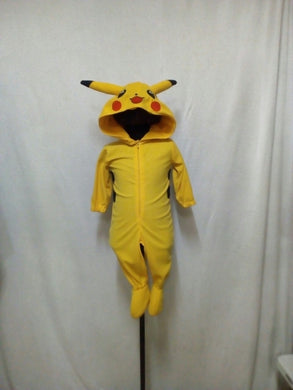 Pikachu Costume For Kids 9-12m