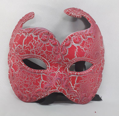 Eyemask with Crack Design