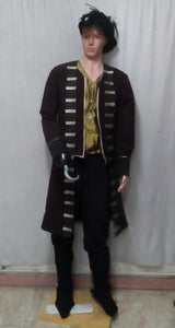 Captain Hook Costume of Peter Pan