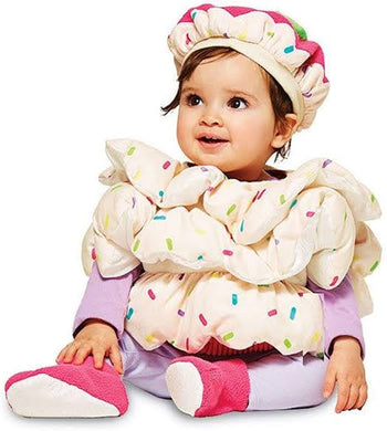 Plush Cupcake Costume for 6-12mos