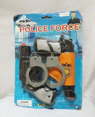 Police Force Accessories