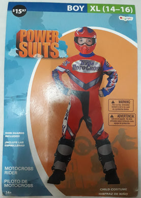 Power suit Costume for Kids 9-10y