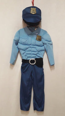 Police Costume for Kids/Toddlers (2-3yo)
