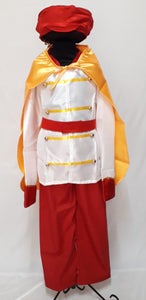Prince Costume for Kids 4-10y