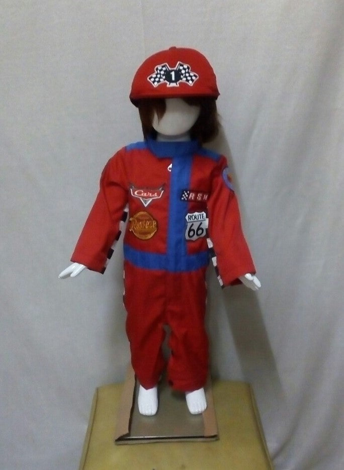 F1 Race Car Driver for Kids 1y 3