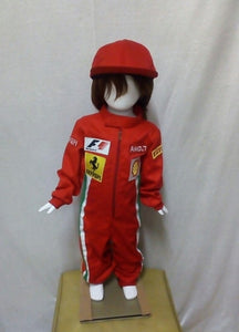 F1 Race Car Driver for Kids 1y 2