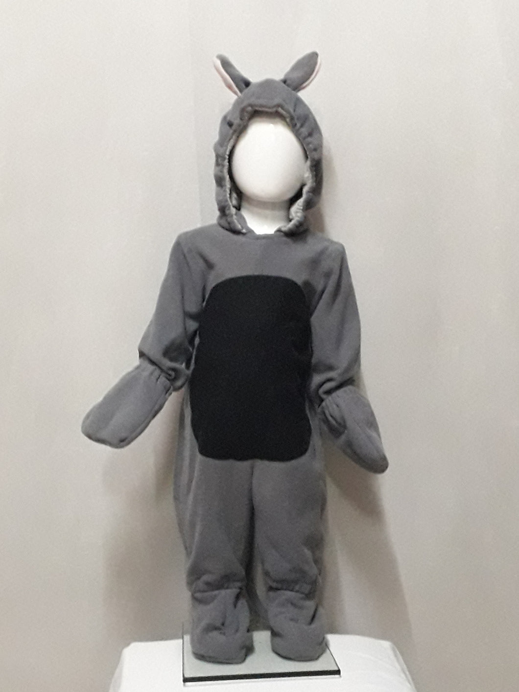 Mouse Costume / Animal Costume for Kids (1-2yo)