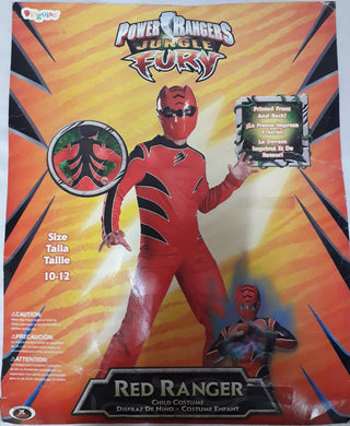Power Ranger (Jungle Fury) for Kids 10-12yo