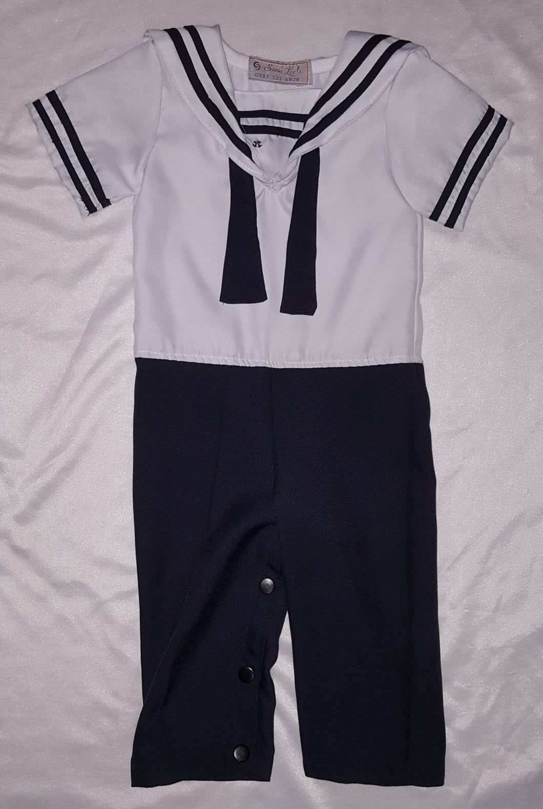 Sailor Boy Costume 1y