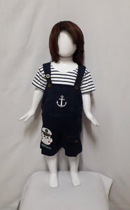 Sailor Boy Costume (1-2yo)