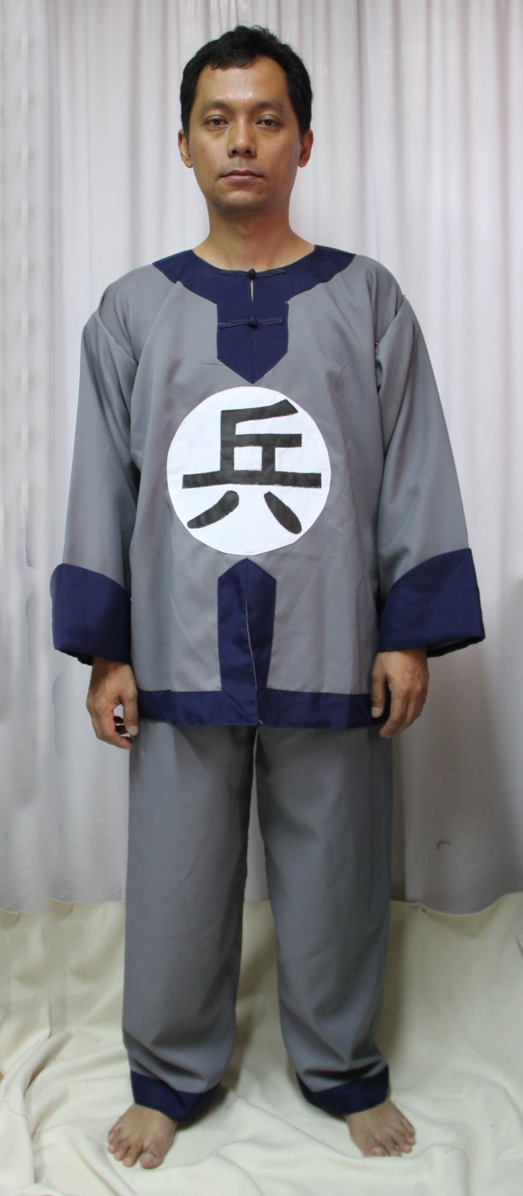 Martial Arts Costume