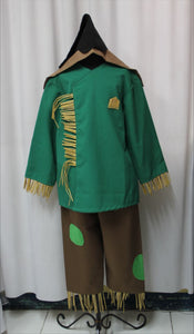 Scarecrow of The Wizard of Oz Costume, Kids