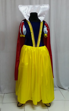 Snow White Costume 1