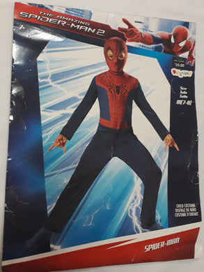 Spider man costume for kids (7-8yo)