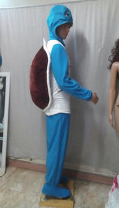 Pokemon Squirtle Costume