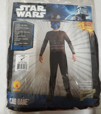 Starwars Cad Bane Costume for kids for 12-13y