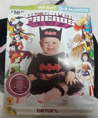 Batgirl Costume for Kids 0-6mo