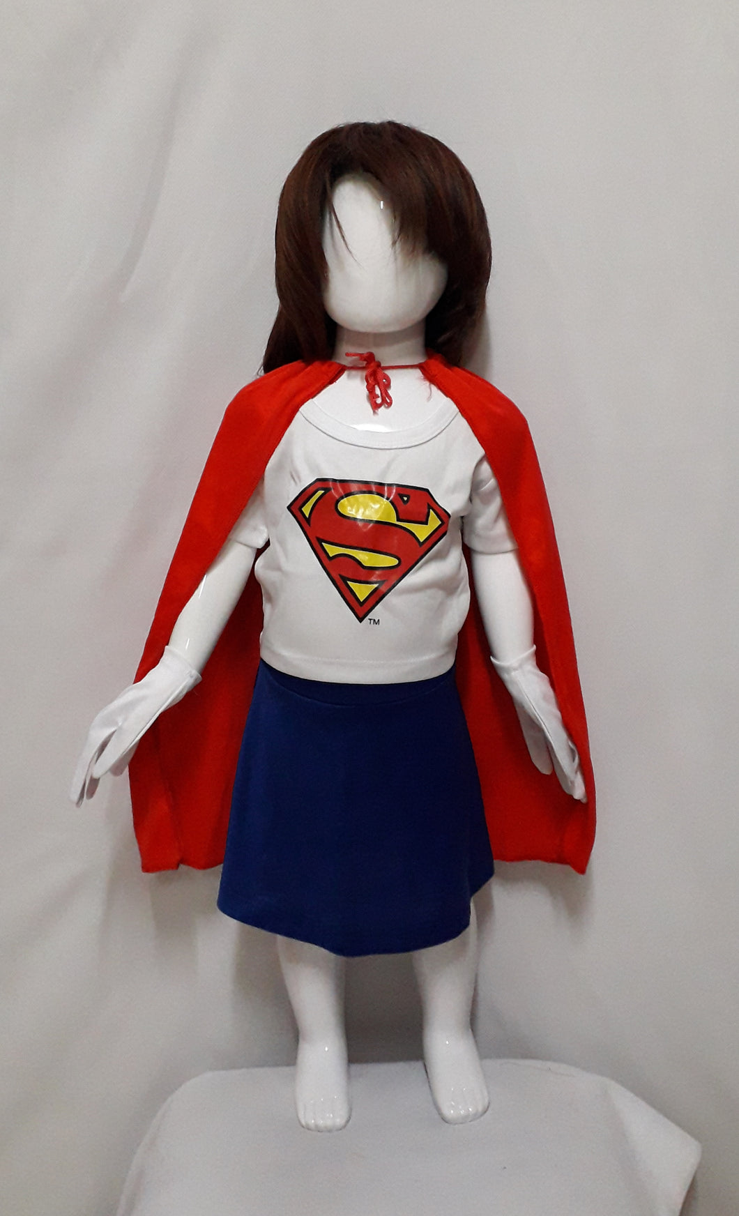 Supergirl Costume  for 1y