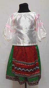Ukraine Girl Costume(Kids)