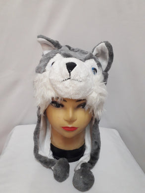 Fox / Wolf / Dog Headdress for Kids 3-8y