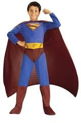 Superman Costume 2