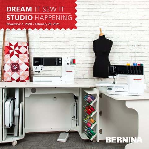 Bernina - Dream Studio